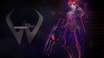 Wallpaper: Overwatch Widowmaker by MirajaneTV