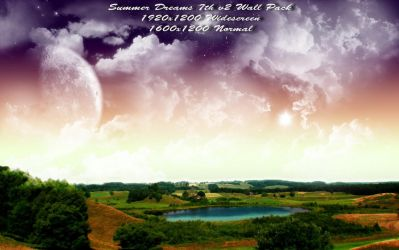 Summer Dreams 7th v2 Wall Pack by DameonRW