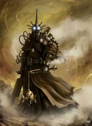 Steam Witch King by Maxa-art