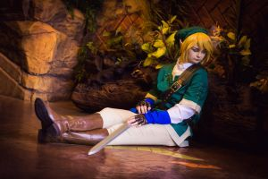 Link ~Exhausted~ by Arctic-RevoIution