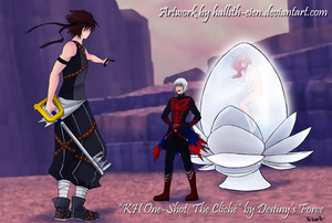 KH One Shot: The Cliche by x-Destinys-Force-x on DeviantArt