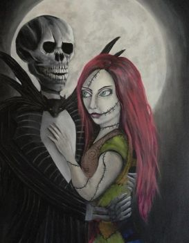 Jack and Sally by Drshapes