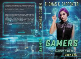 Gamers - print by LHarper