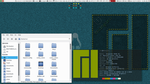 current i3 on Manjaro by rvc-2011