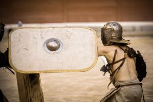 Gladiator : PERCUTITE! by Carancerth