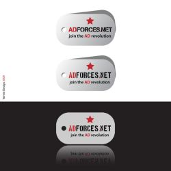 AdForces.net logo by Verine