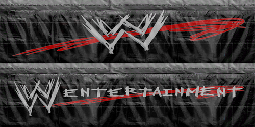 20150811 - WWE Apron by Dustin-Eaton-Works