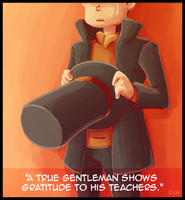 A True Gentleman... by LordCyfe