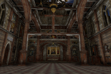 Old Church Stage DOWNLOAD by Reseliee