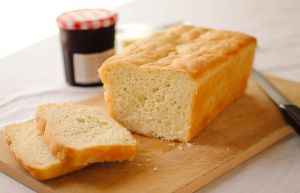 English Muffin Bread by Ellie-Photographie