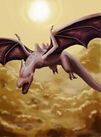 Aerodactyl by superpsyduck