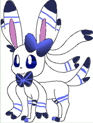 Amor the Sylveon by Icefeather21