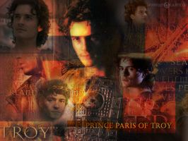 Prince Paris of Troy by Moniquiu