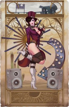 mad moxxi by achibner