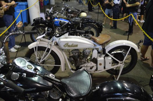 bankstown custom motorcycle show 2017 indian by WolfBlitz2