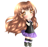 chibi request for jesuraidy by RavenMomoka