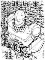 Iron Giant by jamesq