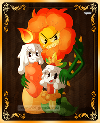 Happy Family Photo .:Commission:. by Amanddica