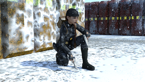 Classic Raider 68 by tombraider4ever