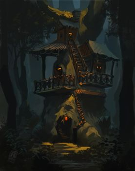Treehouse by RAPHTOR