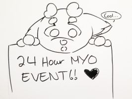 CLOSED!! :: 24 Hr. DREAM DEAR MYO EVENT by Etrenelle