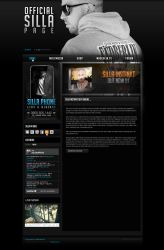 Official Silla-Instinkt Homepage [MASKULIN] by termi1992
