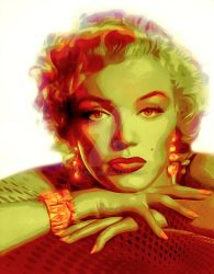 Marylin Monroe by cylevie