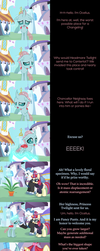 Ocellus Says Goodnight by MLP-Silver-Quill
