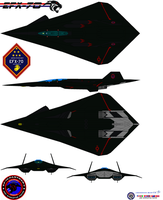 Lockheed  EFX-70 Panther 2 VFA-200 knight stalker by bagera3005