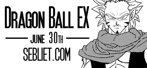 Dragon Ball EX is back!! by Sebliet