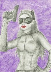 Cat Woman by Angie-AgnieszkaB