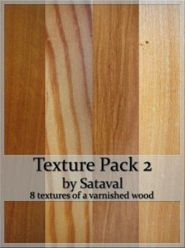 Texture Pack 2 by Sataval