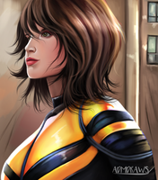 Wasp by admdraws