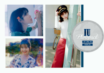 IU PHOTOPACK #1/ Kkot Galpi #2 by Nighlie