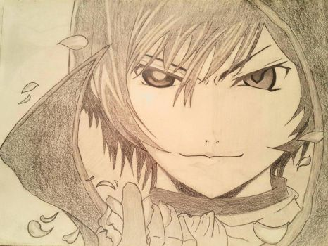 lelouch in my hand ... by hasseeb