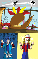 HG Nuzlocke : 30 by SaintsSister47