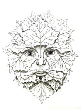 Sycamore Greenman by Iolair01