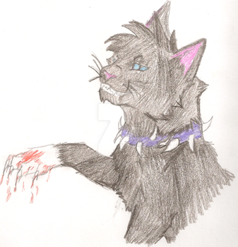 Scourge: .::Blood Fright::. by HiddenWolfSpirit