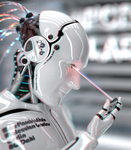 Anaglyph Robot by Bergie81