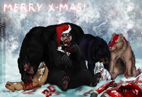 Merry X-mas by casualGEE