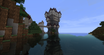 Minecraft Medieval House by Essai