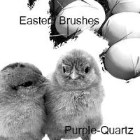 Easter Brushes by Purple-Quartz-Brush