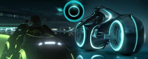Tron Legacy by blackbeast