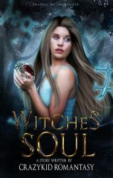 Witches Soul Wattpad Bookcover by Auberginenqueen