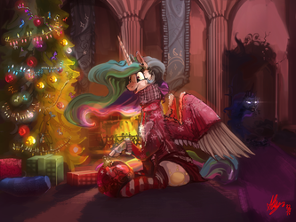 GREAT HOLIDAY ORB by Alumx