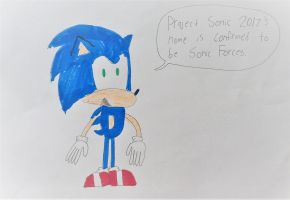 Project Sonic 2017 title Revealed! by SuperSmash6453