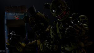 (FNaF SFM) Welcome to the show by Ferg-E