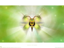Flight of the Hornet-Green by TheRyanFord