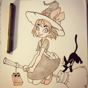 Kiki by ChrissieZullo