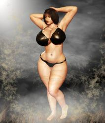 Voluptuous Girl by Maxxx1